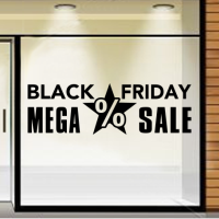 Black Friday Mega sale en ster