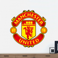 Manchester United in kleur