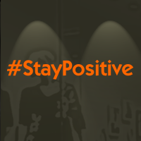 #StayPositive
